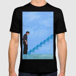 Truman Show Closing Shot Art T-shirt