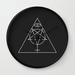 FEMINAZGÛL  Wall Clock