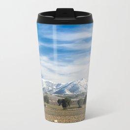 Andalusian landscape Travel Mug