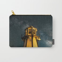Mountain Light House Two Carry-All Pouch