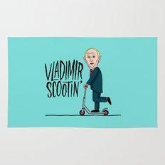 Vlad Scootin Rug