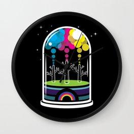 Toy City Wall Clock