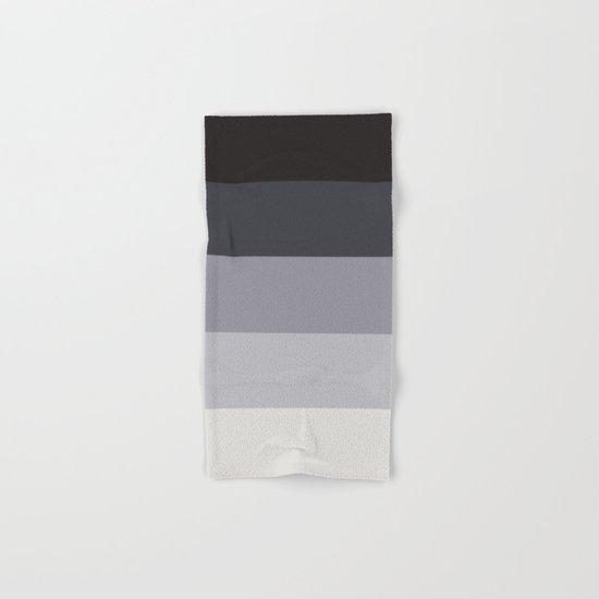 Retro Stripes Hand & Bath Towel