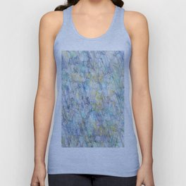 Smoke pattern Unisex Tank Top