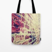 cookie monster Tote Bags featuring Cookie Monster by sc00kie