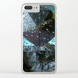 San Jeff Clear iPhone Case