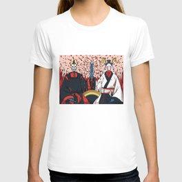 eternal love - japanese theme T-shirt