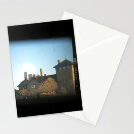 A look through my lens Stationery Cards