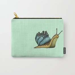 Snail City Carry-All Pouch