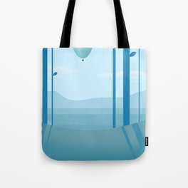 Go Ballooning Tote Bag