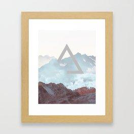 Conquer #society6 #decor #buyart Framed Art Print