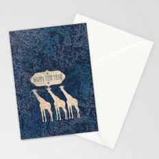 Holiday Giraffes - Holidaze Stationery Cards