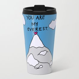 You Are My Everest Travel Mug