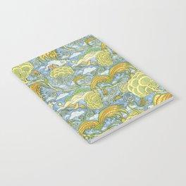 Tolkien Pattern - Plants Notebook