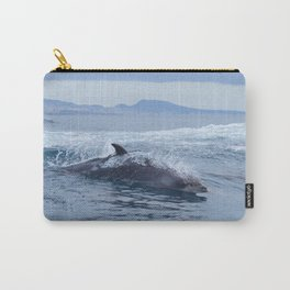 Dolphin: love for waves, love for life Carry-All Pouch