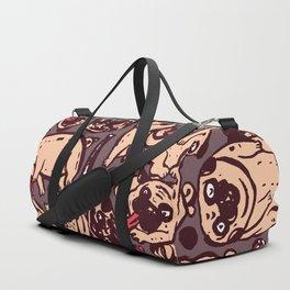 Pugs meeting Duffle Bag