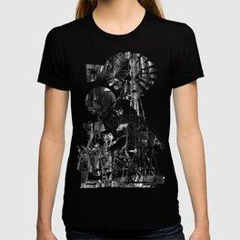 Post-Modern Industrial Complex:  The Art of Regressing T-shirt