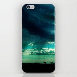 Morning Storm-Iowa iPhone Skin