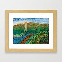 Copper Canyon Framed Art Print