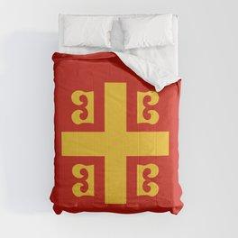 Flag of Byzantine Empire Comforters