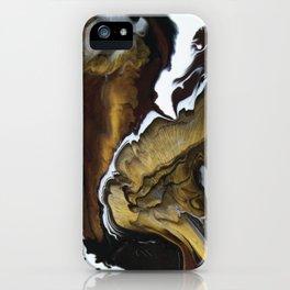 Metallic Storm iPhone Case