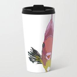 Parrot Fish Travel Mug