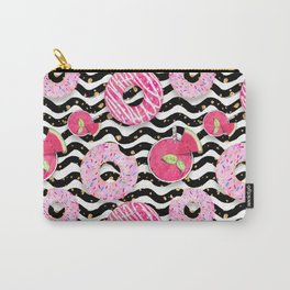Donut Pattern 34 Carry-All Pouch