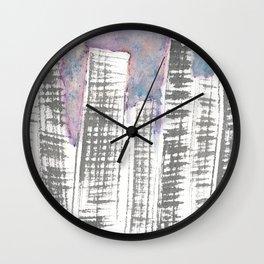 Metropol 9 Wall Clock
