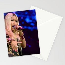 Onika Tanya Maraj-Petty - Hip Hop - Society6 - Ms Minaj - Nikki - 98p Stationery Cards