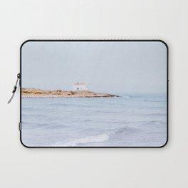 Island in the sea Laptop Sleeve