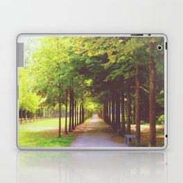 Tree Alley Laptop & iPad Skin