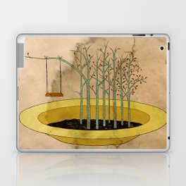 - the swing in the soup - Laptop & iPad Skin