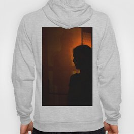 Portrait of a boy and girl Hoody