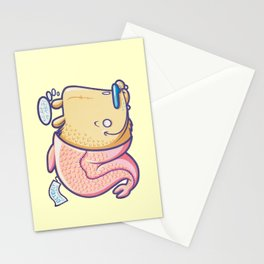 Salmon's Way Stationery Cards