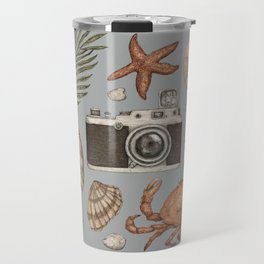 Summer Beach Collection Travel Mug