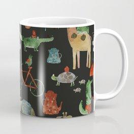 Cozy Zoo Coffee Mug
