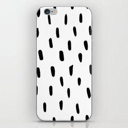 _ B A S I C iPhone Skin