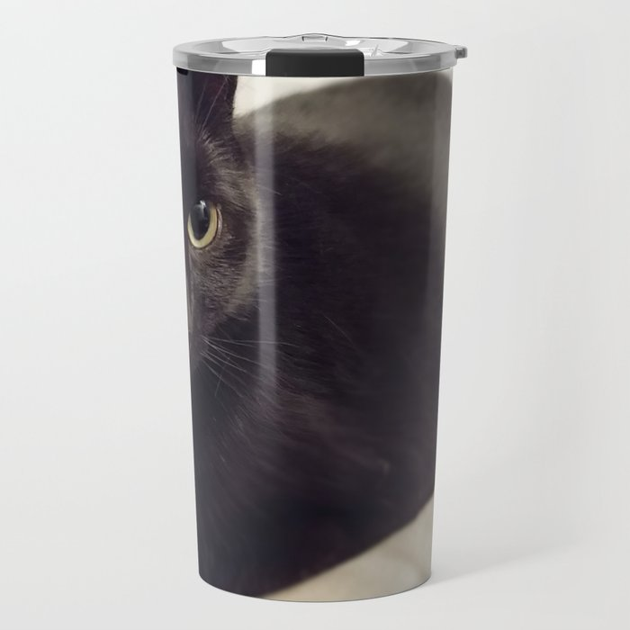 A Cat Named Mouse Travel Mug