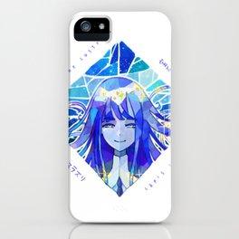 Houseki no kuni - Lapis Lazuli iPhone Case