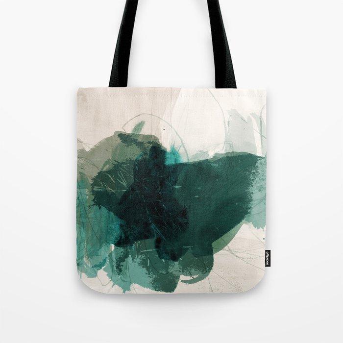gestural abstraction 02 Tote Bag