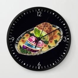 Gem Roast Wall Clock