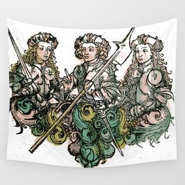 Amazons Wall Tapestry