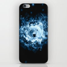 Spirit Polar Bear iPhone & iPod Skin