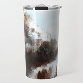 mountain Travel Mug