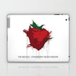 Strawberry Fields Forever  Laptop & iPad Skin