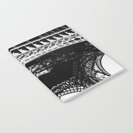 La Tour Eiffel/The Eiffel Tower Notebook