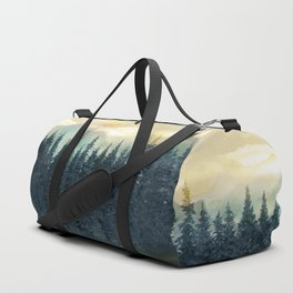 Forest Under the Sunset II Duffle Bag