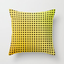 Small and little summer pattern Throw Pillow