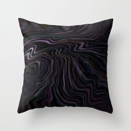 Purple daze 25 Throw Pillow