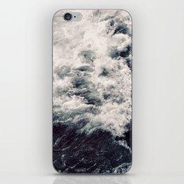 Rush of Waves iPhone Skin